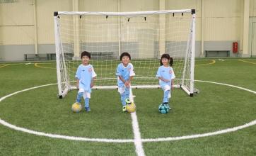 【4回お試し無料!】屋内型幼児サッカースクール生募集中!