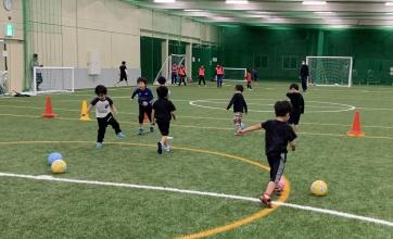 【動画有】NSD幼児サッカースクールの様子(2)