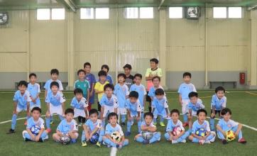 【4回お試し無料!】屋内サッカースクール!小学1~6年生大募集中!
