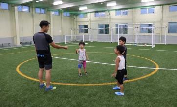 【動画有】NSD幼児サッカースクールの様子