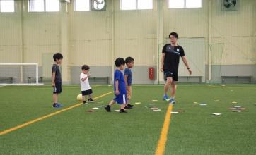 【終了】幼児サッカースクール無料体験会記録