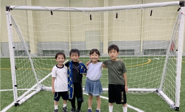 【NSDサッカースクール】小学1・2年生大募集中!お試しあり!!