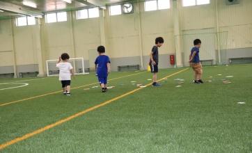 【募集中】幼児サッカースクール生徒募集中!